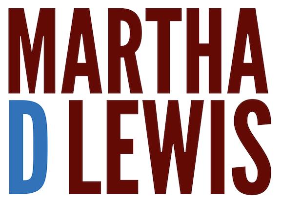 Martha D Lewis Logo